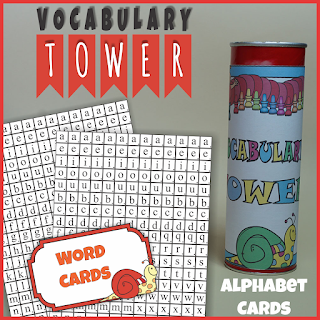 https://www.teacherspayteachers.com/Product/Vocabulary-Tower-Alphabet-Cards-Letter-Tiles-2578001