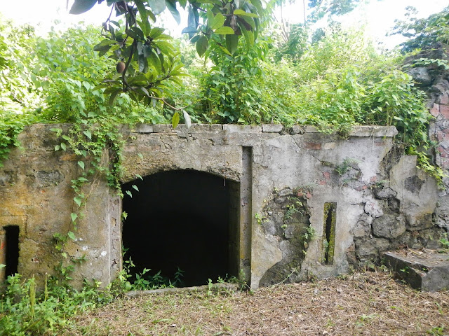 Mt Rich Slave Pen