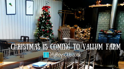 Christmas is Coming to Vallum Farm (REVIEW)