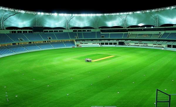 Home Of Sports Dubai Cricket Stadium