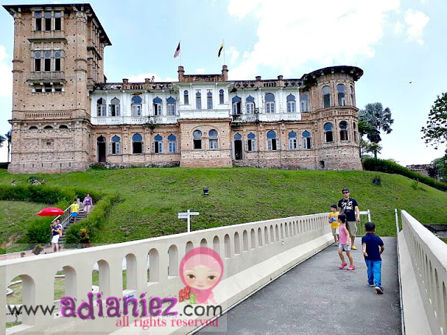Rise Of Wonders : Kellie's Castle, Batu Gajah, Perak