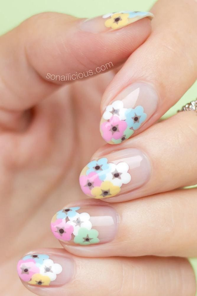 Cool Summer Nail Idea