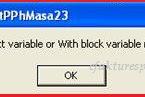 Solusi eSPT Error Object Variable Or With Block Not Set, Tidak Bisa Cetak dan Create CSV