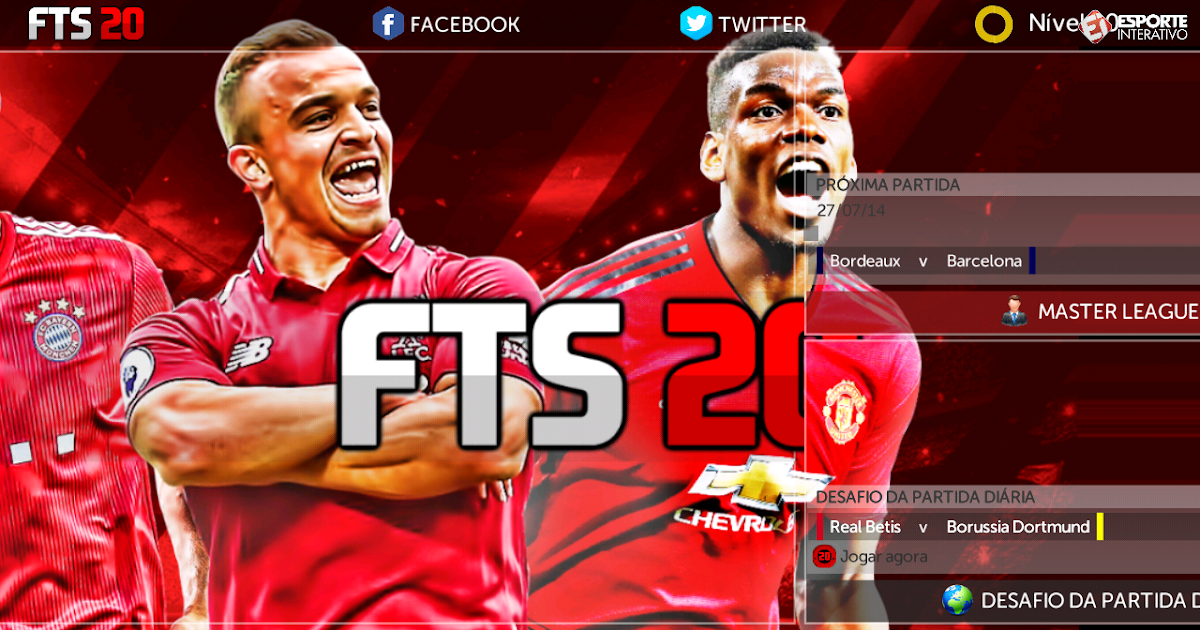 FTS 20 install on android Devices New Transfers Update Best