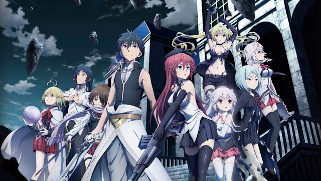 Trinity Seven Movie (Eternity Library to Alchemic Girl) BD Subtitle Indonesia