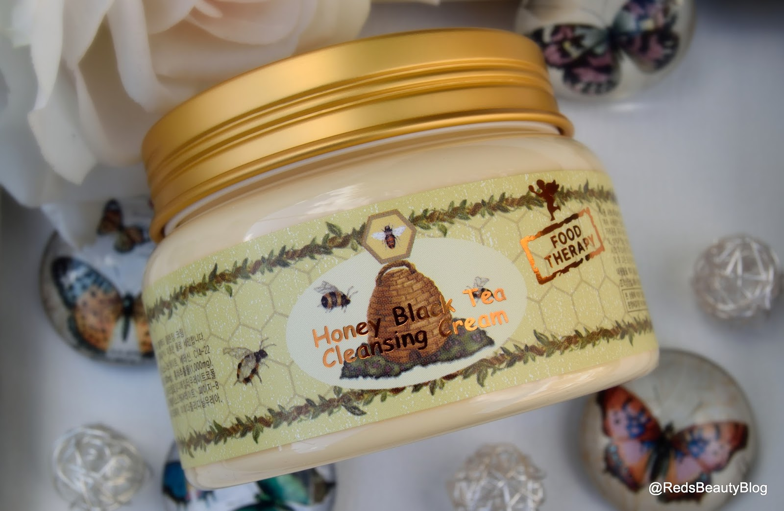 A Picture of Skin Food Honey Black Tea Cleansing Cream