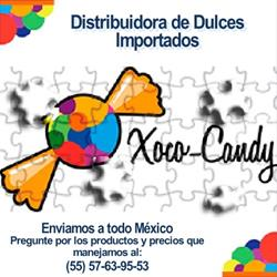 https://es-la.facebook.com/pages/Distribuidora-de-dulces-Xoco-Candy/269902293108941