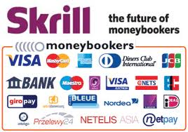 Brokers Forex que aceptan Skrill