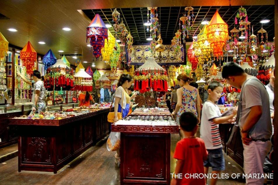 Wangfujing Street Food