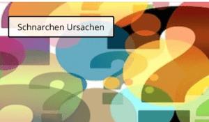 washilftgegenschnarchen-Schnarchen-Ursachen