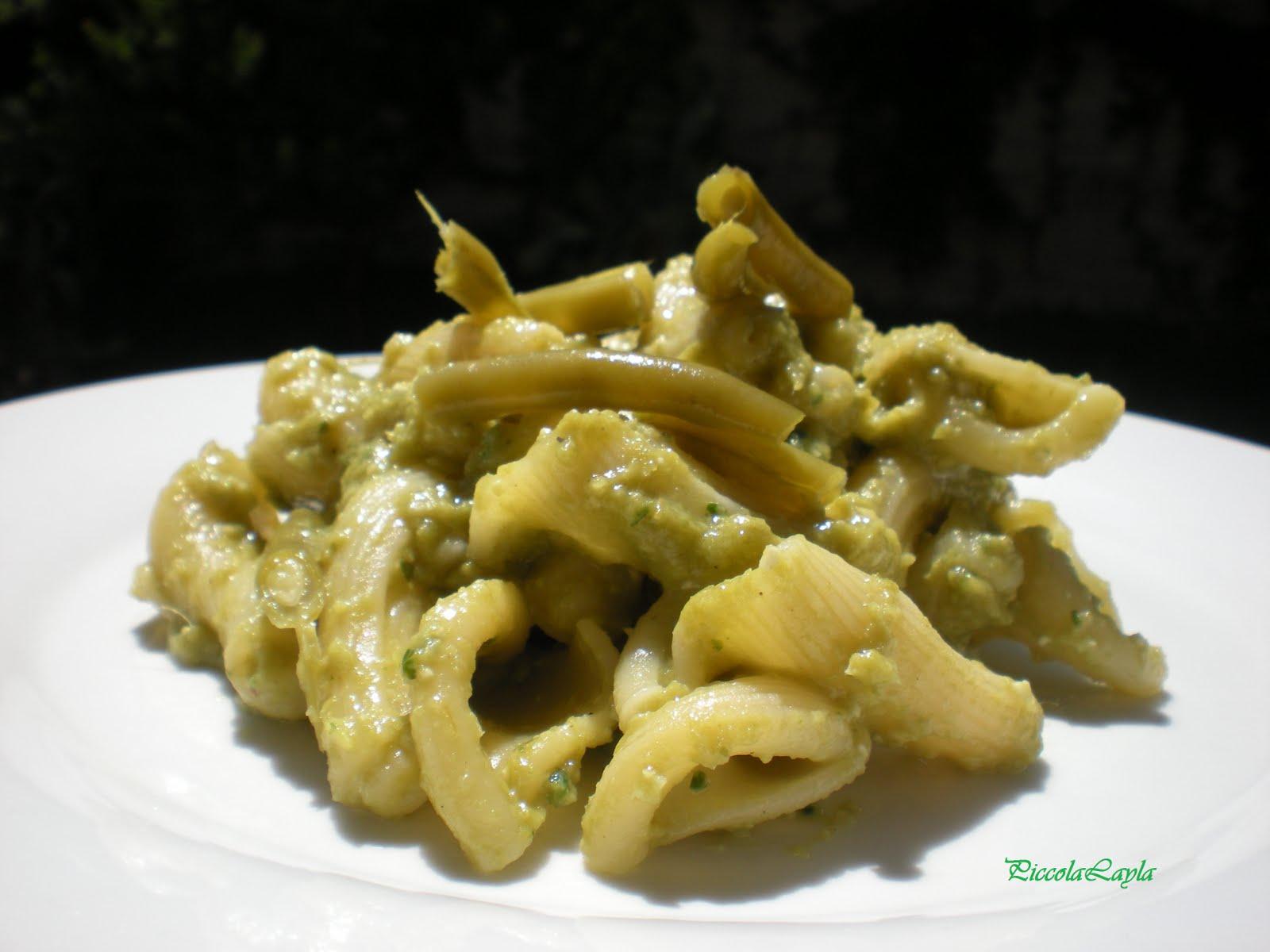 Pesto Di Fagiolini Verdi Profumo Di Sicilia