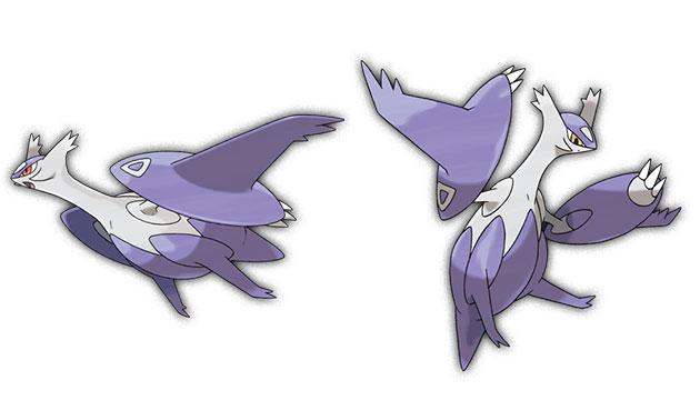 Pokémon by Review: #380 - #381: Latias & Latios