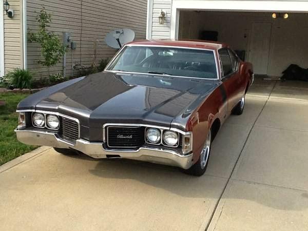 1968 Oldsmobile Delta 88 Custom - Buy American Muscle Car