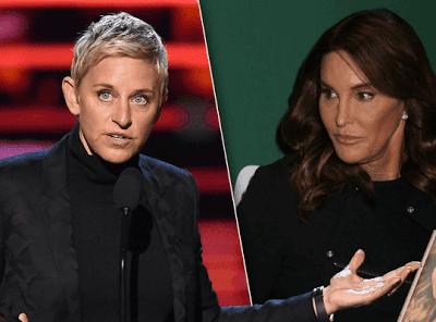 Ellen DeGeneres bans Caitlyn Jenner from her talk show amidst row