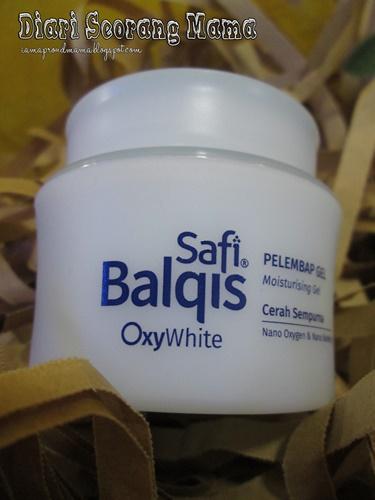 Cerah Sempurna Dengan SAFI BALQIS OxyWhite
