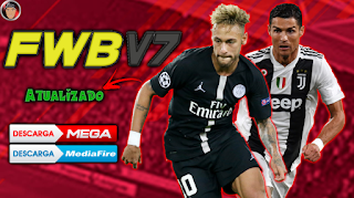 Download FTS 19 Mod FWB V7 Update 2019 Apk Data Obb