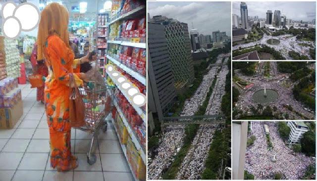 Heboh !!!  Minimarket 212 Segera Mewujud. Sebarkan Ke Seluruh Umat Islam
