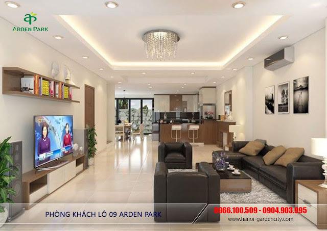 Biệt thự Arden Park Long Biên, biệt thự Garden Villas, biệt thự Garden City