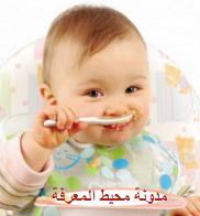 خصائص الطفل في مرحلة من سنة الى سنتين