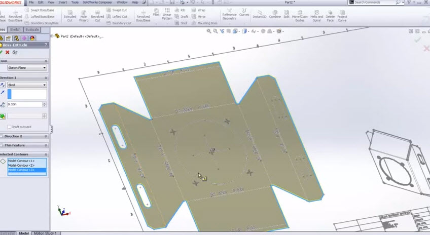 solidworks sheet metal tutorial cracked