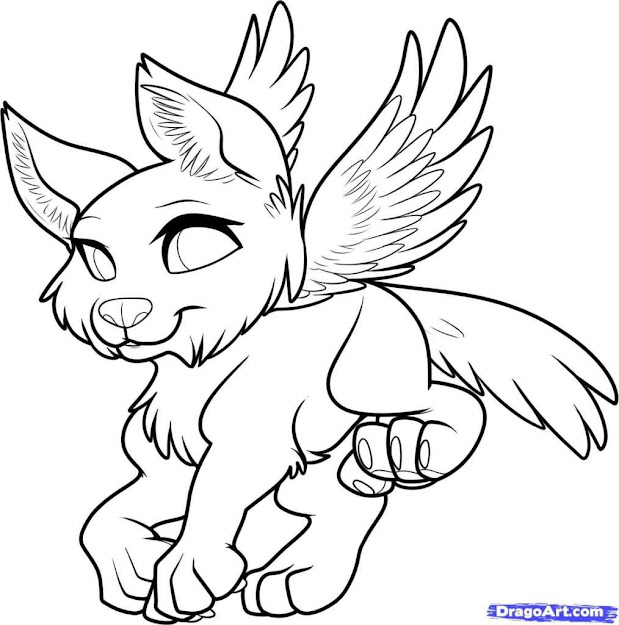 Wolves How To Draw And To Draw On Pinterest Coloring Pages Of Flying