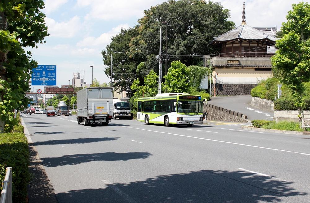 都電志村線から50年 ~はっぴいえんどを聴きながら~: 志村坂 ...