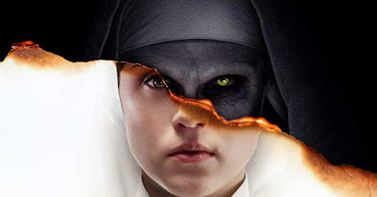 Review The Nun Movie Spin-off Conjuring Directed By James Wan