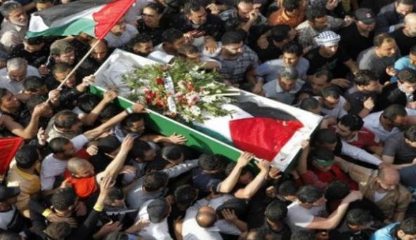 370 شهيدا منذ إعلان قرار أمريكا ضد القدس.