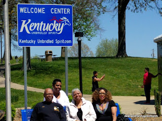 Kentucky welcome center on I65