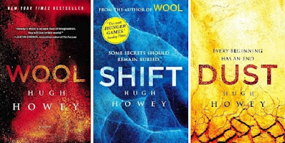 Wool Trilogy by High Howey
