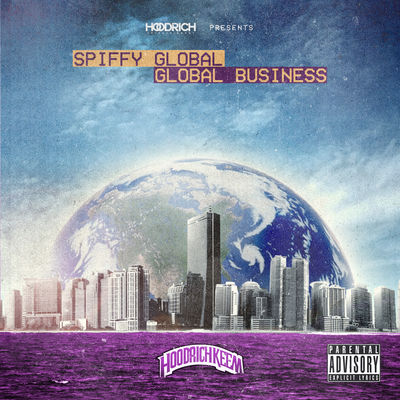 Spiffy Global - Global Business - Album Download, Itunes Cover, Official Cover, Album CD Cover Art, Tracklist