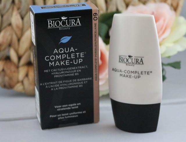 Un fond de teint a 3 euros ? Que vaut-il vraiment / Aqua complete de Biocura
