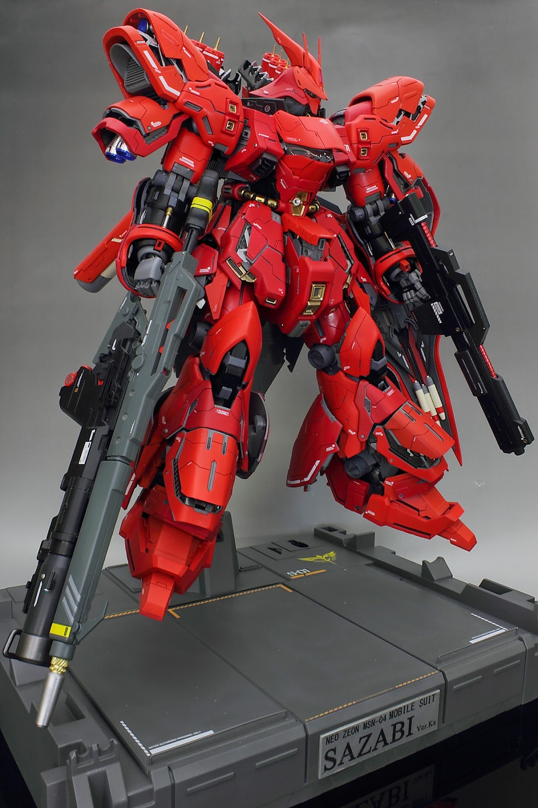 custom build  mg 1  100 msn