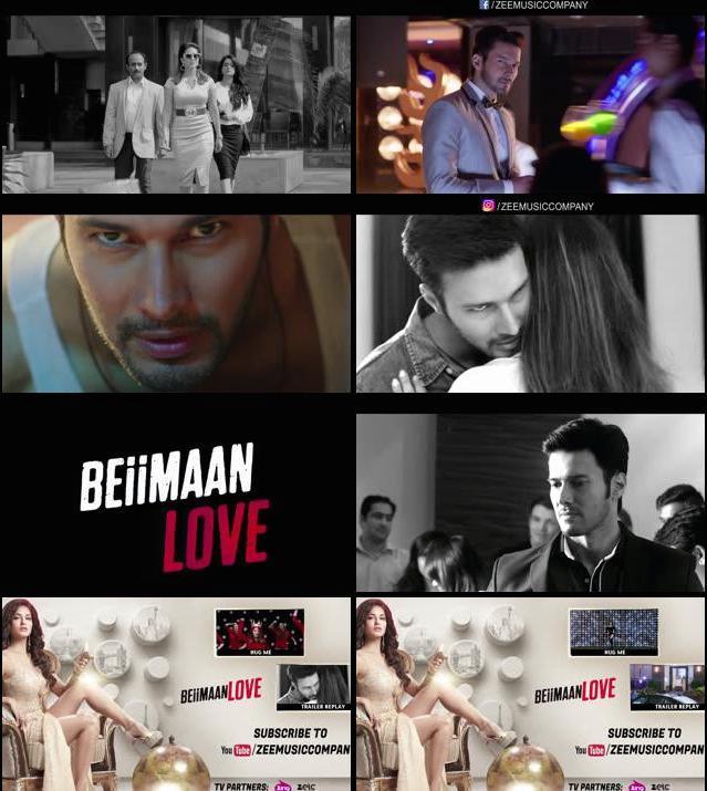 Beiimaan Love Official Trailer 720p HD Download