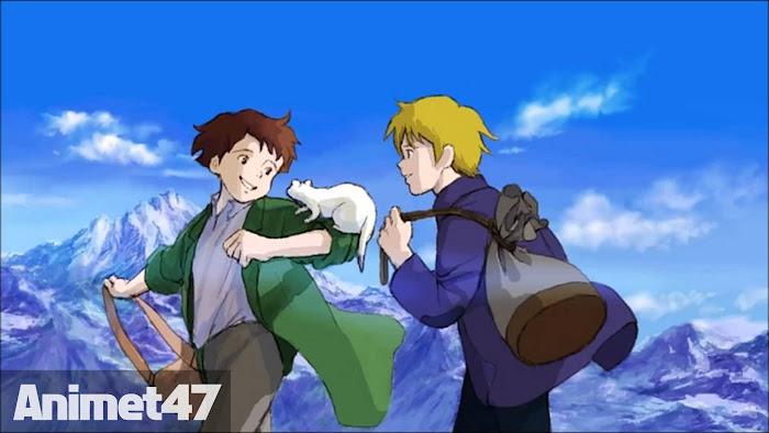 Ảnh trong phim Romeo no Aoi Sora 1