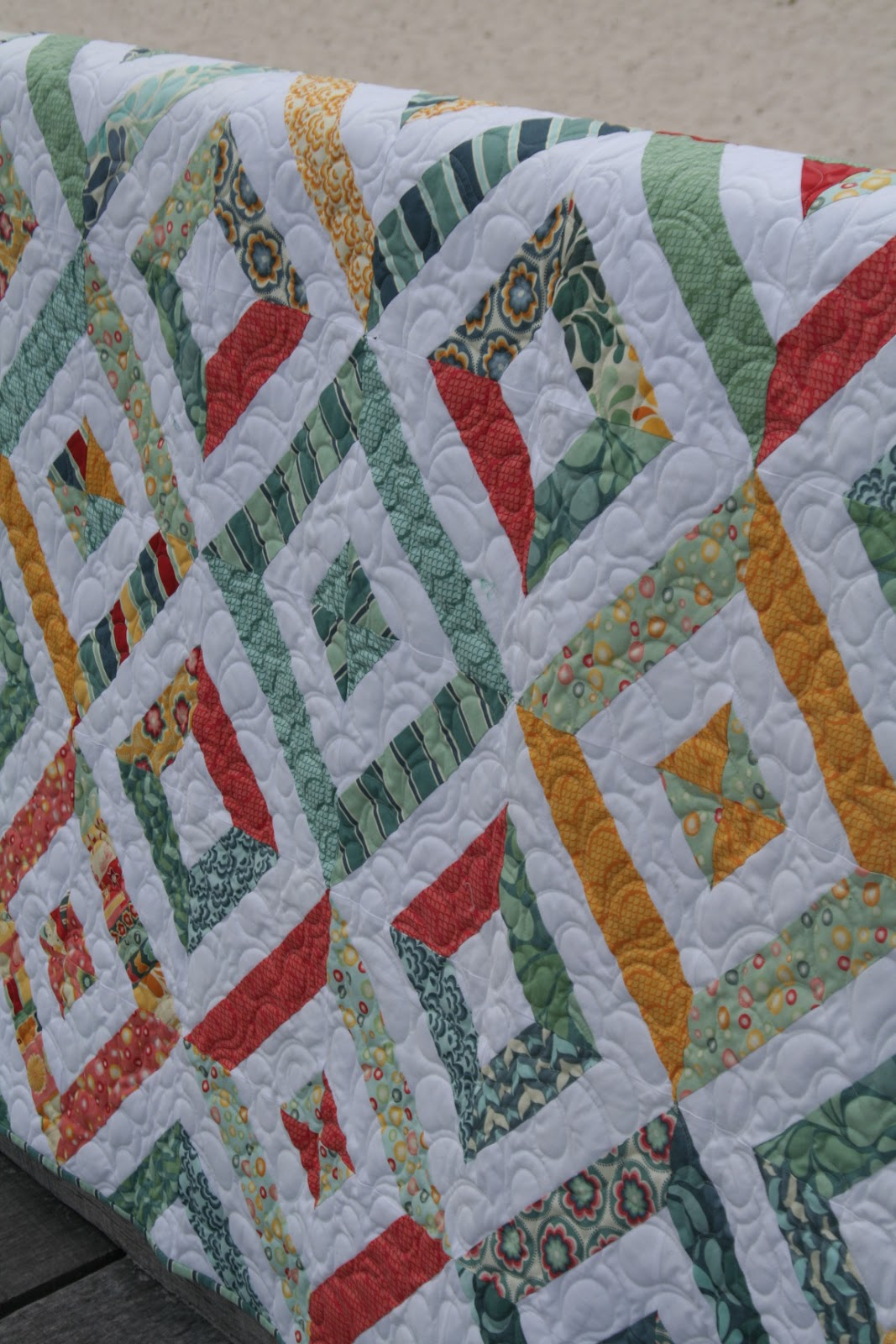 England Street Quilts Summer In The Park Free Jelly