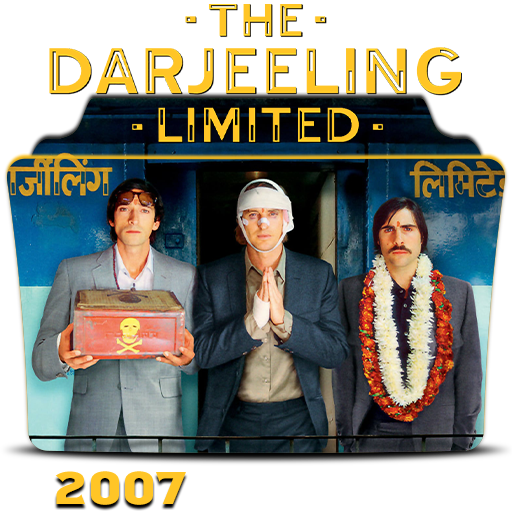 The Darjeeling Limited (2007) Dual Audio Hindi 300MB BluRay 480p