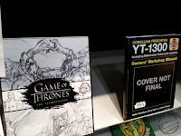 BEA 2018 Insight Editions Upcoming Book Releases Game of Thrones and Star Wars