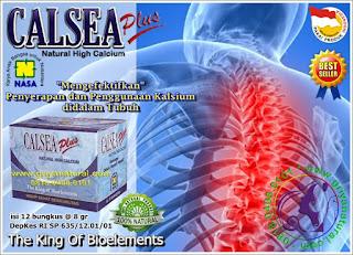 Calse Plus - Vitamin Tinggi Kalsium untuk Obat Tulang Keropos