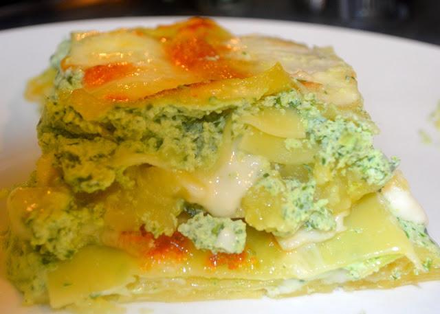 Recette Lasagne Végétarienne