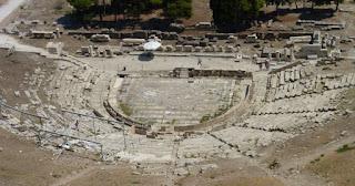 Acrópolis de Atenas, Teatro de Dioniso.