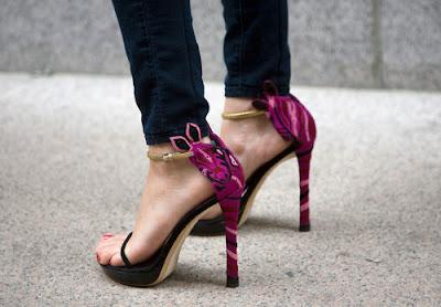 diseños de Zapatos de Noche