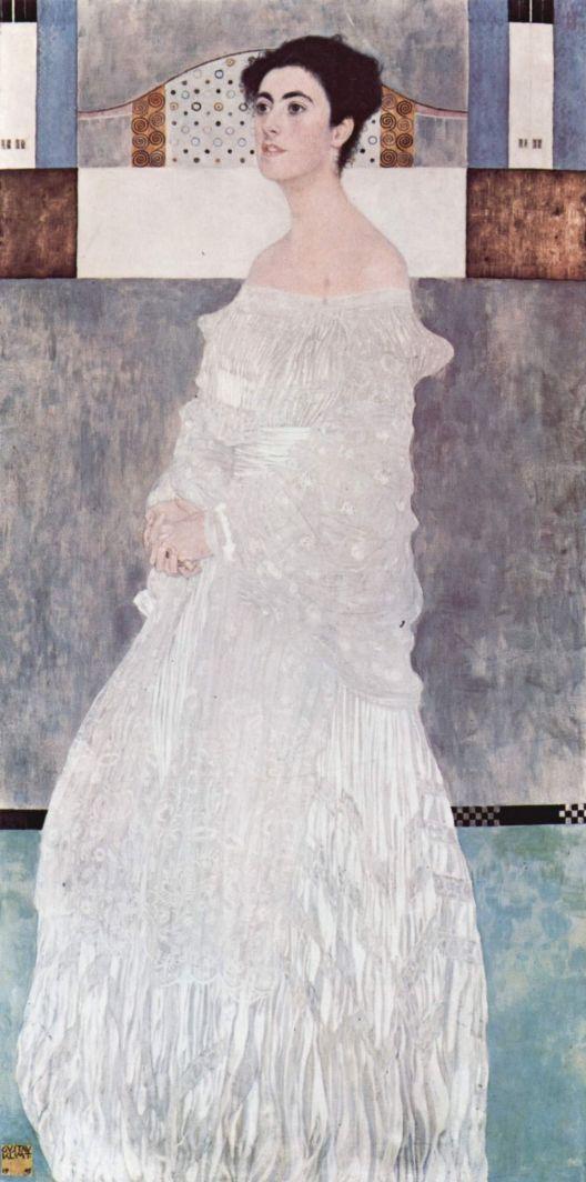 Gretl Wittgenstein by Gustav Klimt