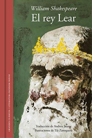 El rey Lear (edición ilustrada y bilingüe)