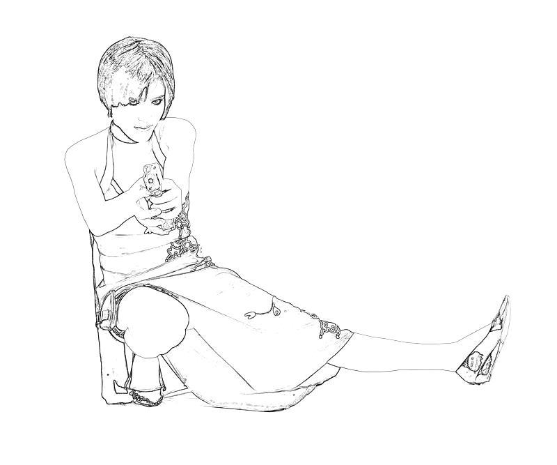 Resident Evil Ada Wong Gun Tubing