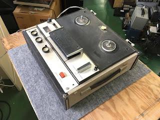 Đầu băng cối tự hành Sony TC-357A