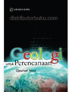 Jual Geologi untuk Perencanaan - DISTRIBUTOR BUKU YOGYA | Tokopedia