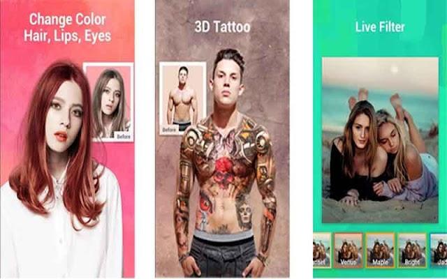 S Photo Editor – Collage Maker v2.50 Mod F.u.l.l - Chỉnh sửa ảnh thông minh và chuyên nghiệp cho Android