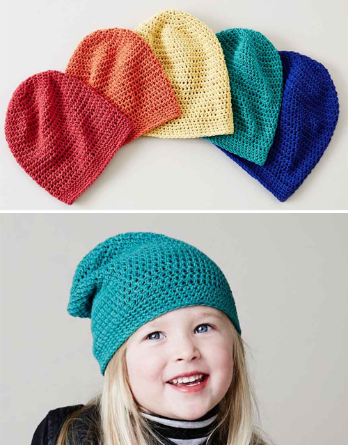 That's My Beanie, Baby - Free Pattern