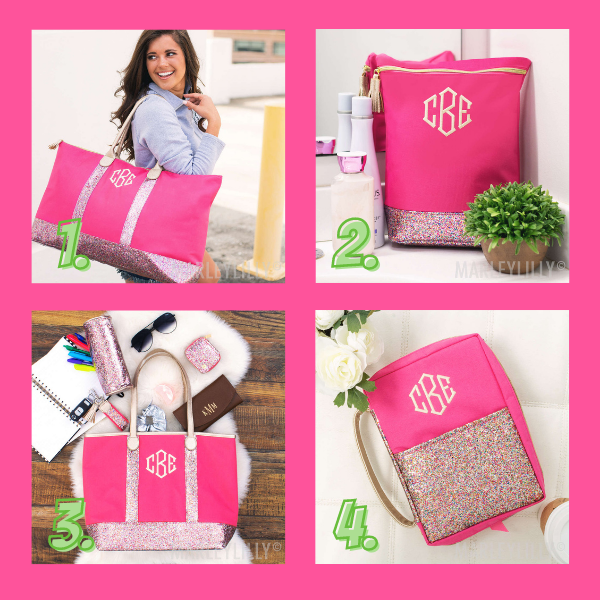 The Confetti Collection from Marleylilly.com